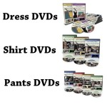 How to Make a Ballroom Competition Dress, Shirt and Pants 13-DVD Collection (DOWNLOAD)