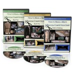 How to Make a Men's Ballroom Competition Shirt 3-DVD Collection (DOWNLOAD)